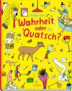 Cover-Bild zu Esch, Tanja: Wahrheit oder Quatsch?