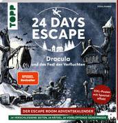 Cover-Bild zu Zhang, Yoda: 24 DAYS ESCAPE - Der Escape Room Adventskalender: Dracula und das Fest der Verfluchten. SPIEGEL Bestseller