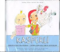 Cover-Bild zu Jansen, Andrea: Kasperli - D Goldelia isch verschwunde / S Nünnelprinzässli und de Zaubersand