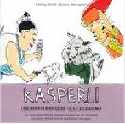 Cover-Bild zu Meier, Nadia: Kasperli - S Gheimnis vom Schöflidieb / Es hät kei Glace meh