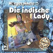 Cover-Bild zu Behnke, Katja: Hörgespinste 07 - Die indische Lady (Audio Download)