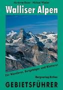 Cover-Bild zu Waeber, Michael: Walliser Alpen
