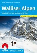 Cover-Bild zu Häussinger, Daniel: Walliser Alpen