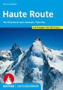Cover-Bild zu Waeber, Michael: Haute Route