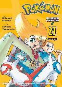 Cover-Bild zu Kusaka, Hidenori: Pokémon - Die ersten Abenteuer: Smaragd, Band 27 (eBook)