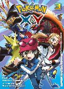 Cover-Bild zu Kusaka, Hidenori: Pokémon - X und Y, Band 3 (eBook)