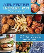 Cover-Bild zu Quessenberry, Sara: Air Fryer Instant Pot Cookbook