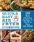 Cover-Bild zu Cartier, Carolina: Quick and Easy Air Fryer Cookbook