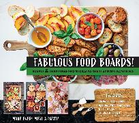 Cover-Bild zu Helm Baxter, Anna: Fabulous Food Boards Kit