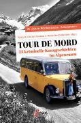 Cover-Bild zu Asmussen, Yvonne: Tour de Mord
