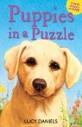 Cover-Bild zu Daniels, Lucy: Puppies in a Puzzle (eBook)