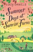 Cover-Bild zu Daniels, Lucy: Summer Days at Sunrise Farm (eBook)