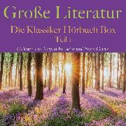 Cover-Bild zu Poe, Edgar Allan: Große Literatur: Die Klassiker Hörbuch Box (Audio Download)