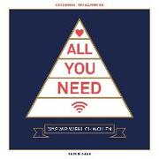 Cover-Bild zu Krogerus, Mikael: All you need