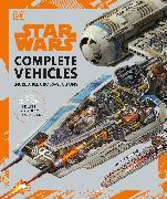 Cover-Bild zu Hidalgo, Pablo: Star Wars Complete Vehicles New Edition