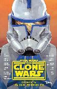 Cover-Bild zu Fry, Jason: Star Wars: The Clone Wars - Geschichten von Licht und Dunkelheit - Roman zur TV-Serie (eBook)