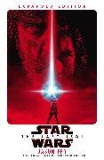 Cover-Bild zu Fry, Jason: The Last Jedi: Expanded Edition (Star Wars) (eBook)
