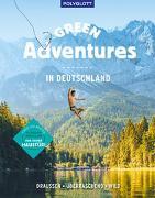 Cover-Bild zu Heckmann, Kathrin: Green Adventures in Deutschland