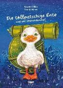 Cover-Bild zu Böhm, Andrea: Die tollpatschige Ente und der Sternenhimmel