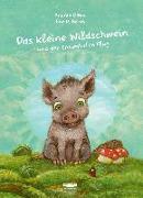 Cover-Bild zu Böhm, Andrea: Das kleine Wildschwein und der traumhafte Flug