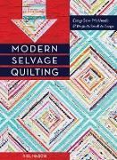 Cover-Bild zu Nason, Riel: Modern Selvage Quilting (eBook)