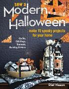 Cover-Bild zu Nason, Riel: Sew a Modern Halloween (eBook)
