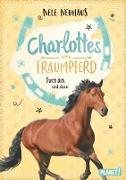 Cover-Bild zu Neuhaus, Nele: Charlottes Traumpferd 6: Durch dick und dünn (eBook)