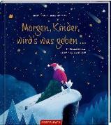 Cover-Bild zu Grosche, Erwin: Morgen, Kinder, wird's was geben