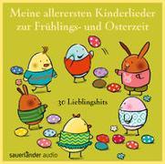 Cover-Bild zu Vahle, Fredrik (Gespielt): Meine allerersten Kinderlieder zur Frühlings- und Osterzeit
