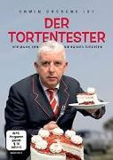 Cover-Bild zu Grosche, Erwin (Schausp.): Erwin Grosche: Der Tortentester - der Mann, den die Bäcker fürchten