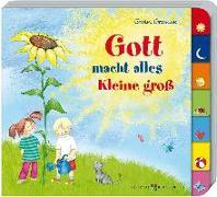 Cover-Bild zu Grosche, Erwin: Gott macht alles Kleine groß