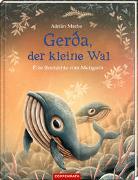 Cover-Bild zu Grosche, Erwin: Gerda, der kleine Wal (Bd. 2)