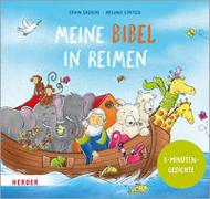 Cover-Bild zu Grosche, Erwin: Meine Bibel in Reimen