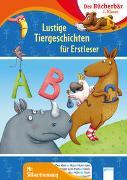 Cover-Bild zu Kaup, Ulrike: Lustige Tiergeschichten für Erstleser