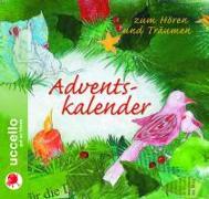 Cover-Bild zu Maar, Paul: Adventskalender zum Hören und Träumen