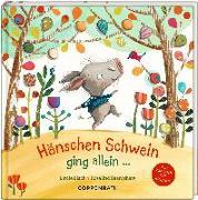 Cover-Bild zu Black, Birdie: Hänschen Schwein ging allein