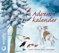 Cover-Bild zu Steck, Johannes (Hrsg.): Adventskalender