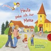 Cover-Bild zu Grosche, Erwin: Dein kleiner Begleiter: Heute gehe ich zur Messe