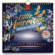 Cover-Bild zu Mönch, Antje: The Little American - Der Kleine Amerikaner