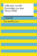 Cover-Bild zu Horváth, Ödön von: Geschichten aus dem Wiener Wald (eBook)