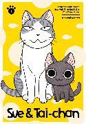 Cover-Bild zu Kanata, Konami: Sue & Tai-chan 1