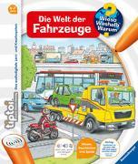 Cover-Bild zu Flucht, Daniela: tiptoi® Die Welt der Fahrzeuge