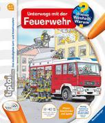 Cover-Bild zu Flucht, Daniela: tiptoi® Unterwegs mit der Feuerwehr