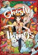 Cover-Bild zu Shirotori, Ushio: Ghostly Things Vol. 1