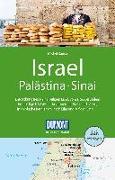 Cover-Bild zu Rauch, Michel: DuMont Reise-Handbuch Reiseführer Israel, Palästina, Sinai. 1:300'000