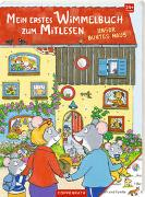 Cover-Bild zu Kugler, Christine (Illustr.): Mein erstes Wimmelbuch zum Mitlesen