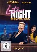 Cover-Bild zu Kaling, Mindy: Late Night - Die Show ihres Lebens