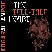Cover-Bild zu Poe, Edgar Allan: The Tell-Tale Heart (Edgar Allan Poe) (Audio Download)