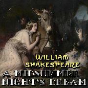 Cover-Bild zu Shakespeare, William: A Midsummer Night's Dream (Audio Download)