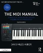 Cover-Bild zu Huber, David Miles: The MIDI Manual (eBook)